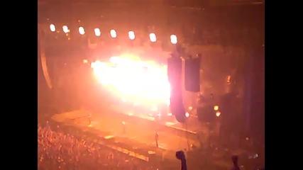 Rammstein - Du Hast Live Aus Belgrade