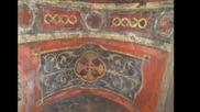 Medieval Frescoes - In Oltenia and Moldova