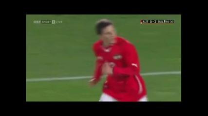 Австрия (21) 0:2 България (21)