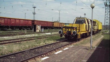 Железопътна инфраструктура 1