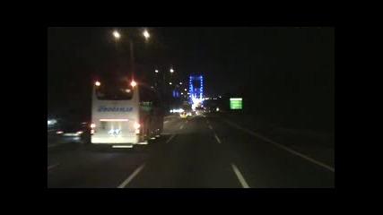 31.10.2012 Босфора на път към Капъкуле