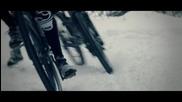 Спускане с колело в улей за бобслей