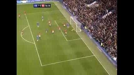 Челси 1 - 0 Манчестър Юнайтед /08.11.2009/ [][][] Chelsea 1 - 0 Manchester United /08.11.2009/
