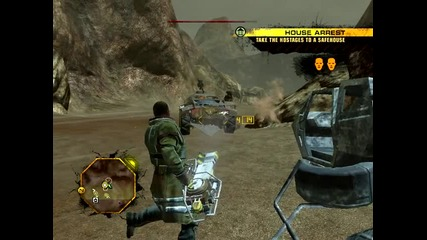 Red Faction my Gameplay 4