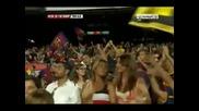 Fc Barcelona - Napoli 5-0 , 22.08.2011 , Joan Gamper