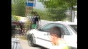 Стотици младежи се включиха в колоездачна обиколка на Благоевград
