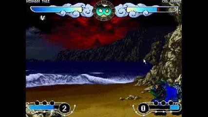 Naruto Mugen - Wisdom Tobi vs Cursed Seal Sasuke