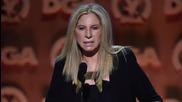 Barbra Streisand's Dog Bites Flight Attendant