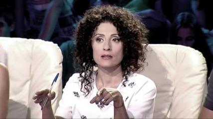 Михаела Маринова - X Factor (09.10.2014)