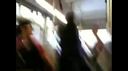 Fight on Sf Muni Bus in Chinatown (annotated)