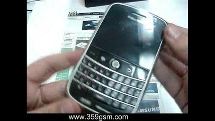 Blackberry Bold 9000 Видео Ревю Част Трета