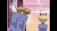 Ouran High School Host Club - 23 (бг Суб)