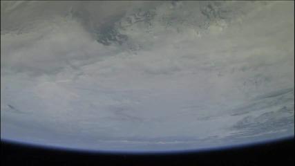 Поглед от Космоса!