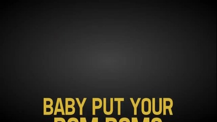 Pom Poms - Jonas Brothers Lyrics Video