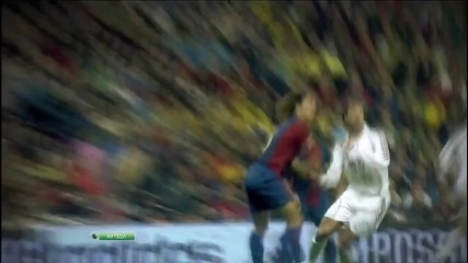 Top 10 Goals In El Classico (hd)