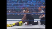 Kofi Kingston и R - Truth vs Hunico & Camacho [ Wwe Smackdown, 4.5.12 ]