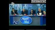 Пич Не Може Да Обясни Какво Е Завършил - Music Idol 3