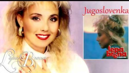 Lepa Brena - Jugoslovenka - (Official Audio 1989)