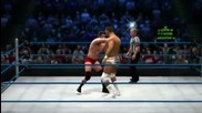 Ted Dibiase hits his finisher in Wwe '13 (official)