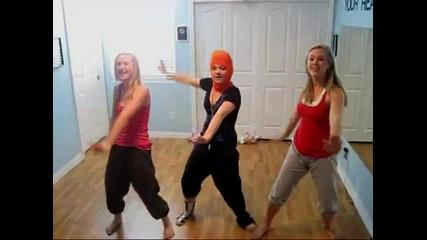 Тея Бибийбъркии са откачили [танца , , Bieber fever, , ] :d