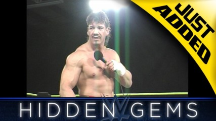 Eddie Guerrero makes his only OVW appearance in rare WWE Hidden Gem (WWE Network Exclusive)