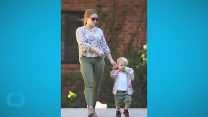 Hilary Duff and Ex Mike Comrie Celebrate Son Luca's Third Birthday