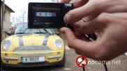 Ето как да скрием номера на колата от камерите на Кат