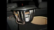 Seat ibiza spreaker box 34hz - 60lt