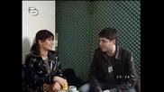 Екслузивно!Иван Лудака и Преслава искат да пеят заедно:)) Music Idol 2 - 29.03.08 HQ