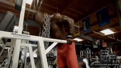 Bodybuilding Motivation - Fear