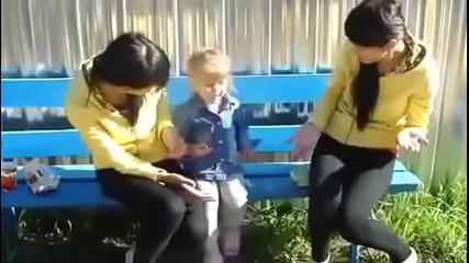 Капан за дете на близнаци