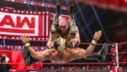 Lucha House Party vs. Lars Sullivan – 3-on-1 Elimination Handicap Match: Raw, June 10, 2019