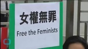 Lawyer Says 3 of 5 Detained Chinese Women's Rights Activists to Be Freed, Fates of 2 Unclear