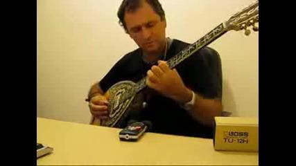 Aspra tha foreso solo bouzouki instrumental Greek Music