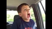 Дете след зъболекар
