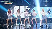 264.0909-4 Red Velvet - Lucky Girl, Music Bank E853 (090916)