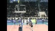 Кунео и Владимир Николов продължават в Шампионската лига по волейбол