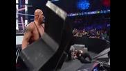 Erick Rowan vs Big Show ( Stairs Match ) - Wwe Tlc 2014