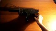 Картечен пистолет Скорпион