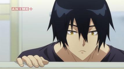 (вградени бг субс) Orenchi no Furo Jijou - Episode 9 [ H D | H Q ]