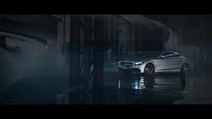 Невероятно шоу от Mercedes- Benz- Супер реклама