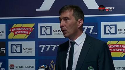 Ангел Петричев: Шампионска победа