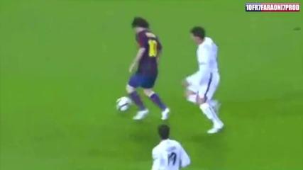 Lionel Messi Top Skills