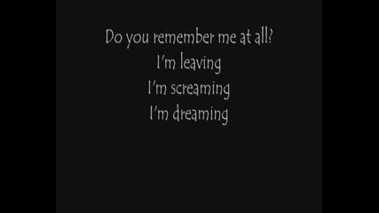 Bullet For My Valentine - Hearts Burst Into Fire [lyrics]