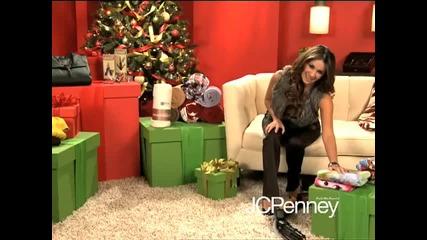 Catherine Siachoque Jc Penney Navidad 2009