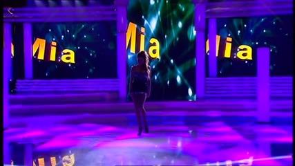 Mia Borisavljevic - Covek mog zivota - PB - (TV Grand 19.05.2014.)