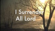 Terry Macalmon - I Surrender All