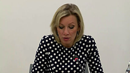Switzerland: US and EU attempt to restrict activities of Russian media – Zakharova