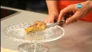 Тарт с кайсии и мак - Бон апети (14.07.2015)