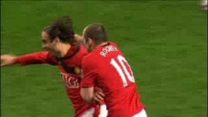 Най - добрите голове на Бербатов в Юнайтед